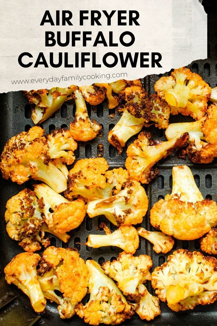 Pin on Air Fryer Side Dish Recipes