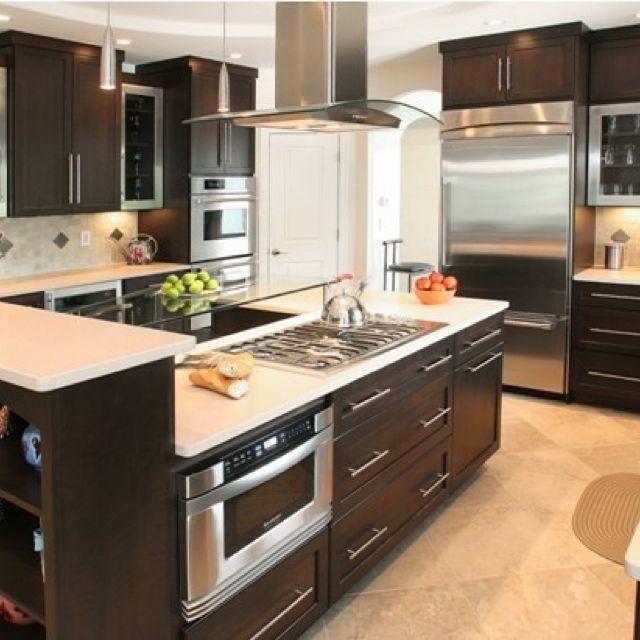 Kitchens, Kitchen