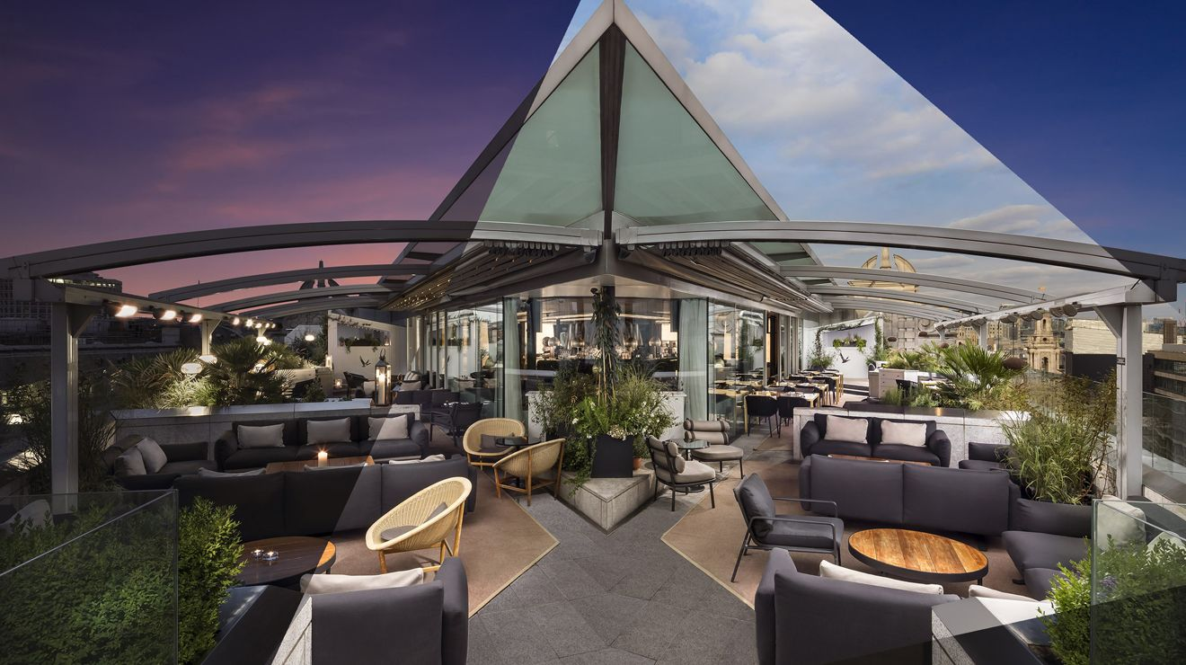 Radio Rooftop With Images Best Rooftop Bars London Hotels