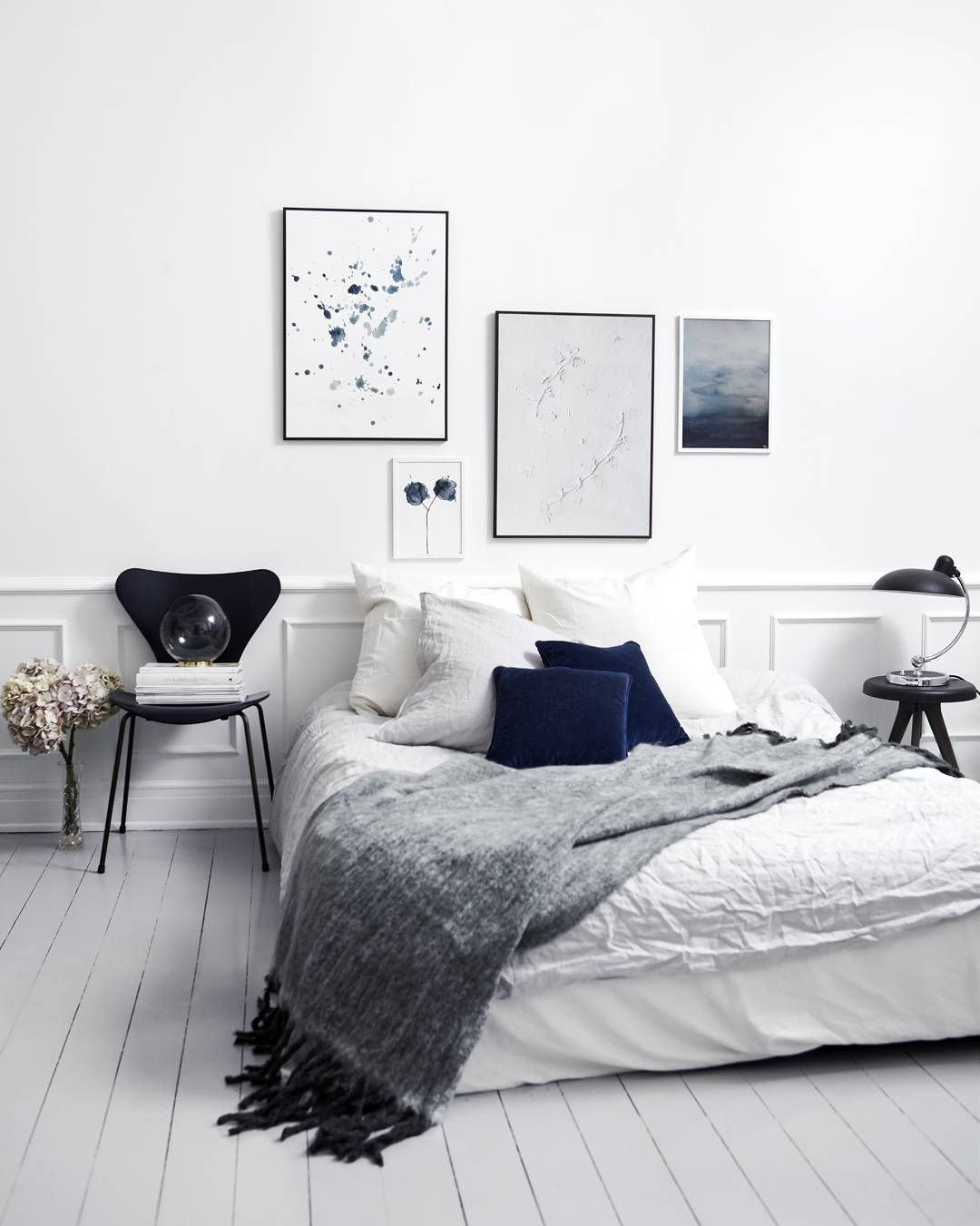 Trine Holbaek On Instagram The Perfect Setting For Relaxation In The Evening With Nature D Bedroom Design Trends Bedroom Interior Minimalist Bedroom Design