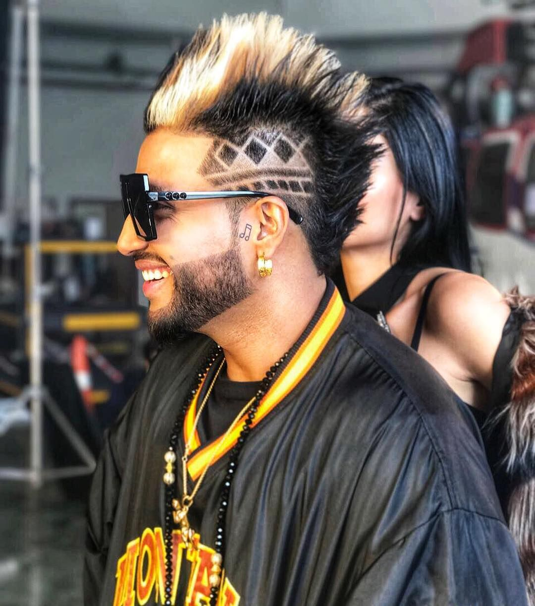 67 9k Likes 571 Comments Sukhe Muzical Doctorz Sukhemuziicaldoctorz On Instagram Thnks Fo Short Shaved Hairstyles Hair And Beard Styles Mens Hairstyles