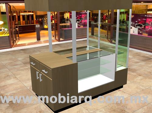 Kioscos comerciales kioskos kioscos para centros for Construccion de modulos comerciales