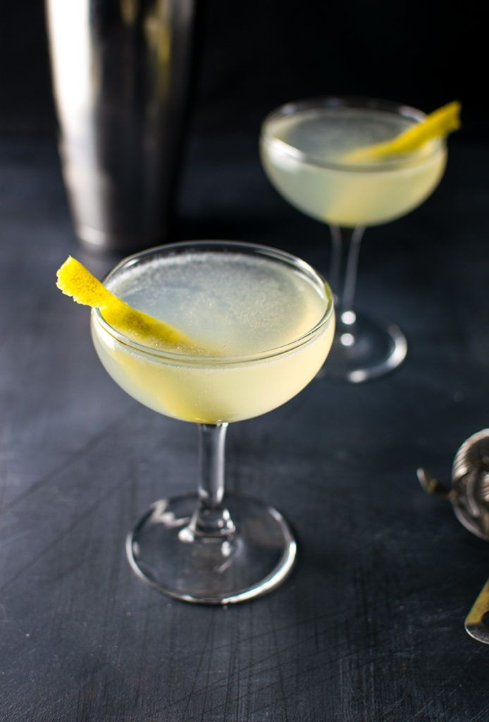 Photo of French 75 Cocktail Recipe