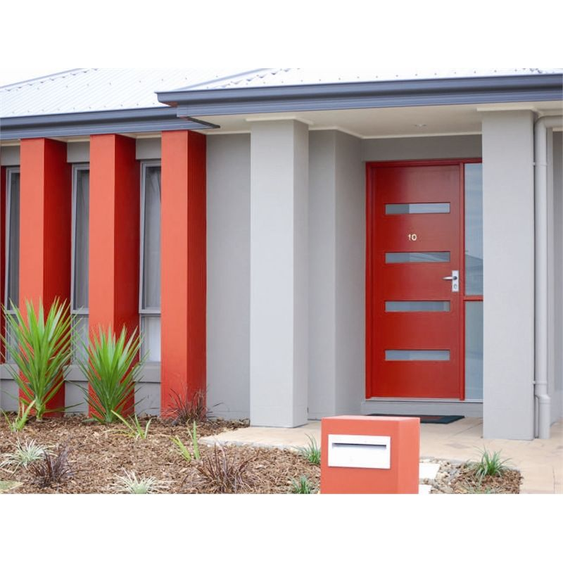 Hume Doors 2040 x 820 x 40 Clear Newington Entrance Door Xn5 I/N 2029738 | Bunnings Warehouse  sc 1 st  Pinterest & Hume Doors 2040 x 820 x 40 Clear Newington Entrance Door Xn5 I/N ...