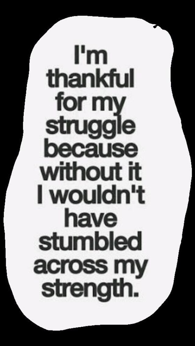 Image result for struggle can be a good thing