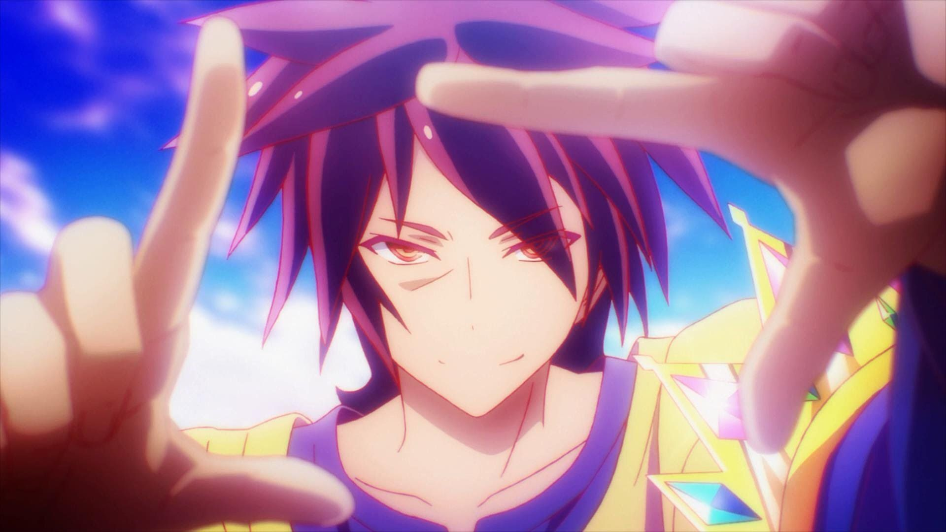 No Game No Life Opening English By Amalee Hd Creditless