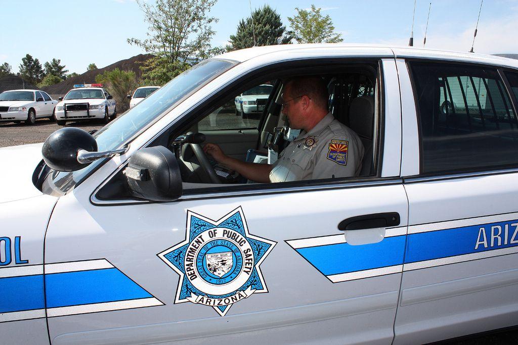 Arizona Highway Patrol Police cars, Cops, Police