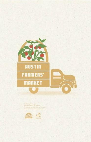 Identity design brand logo branding typography poster graphic logos farmers market fruit also the basic color scheme and simple of this reflect rh ar pinterest