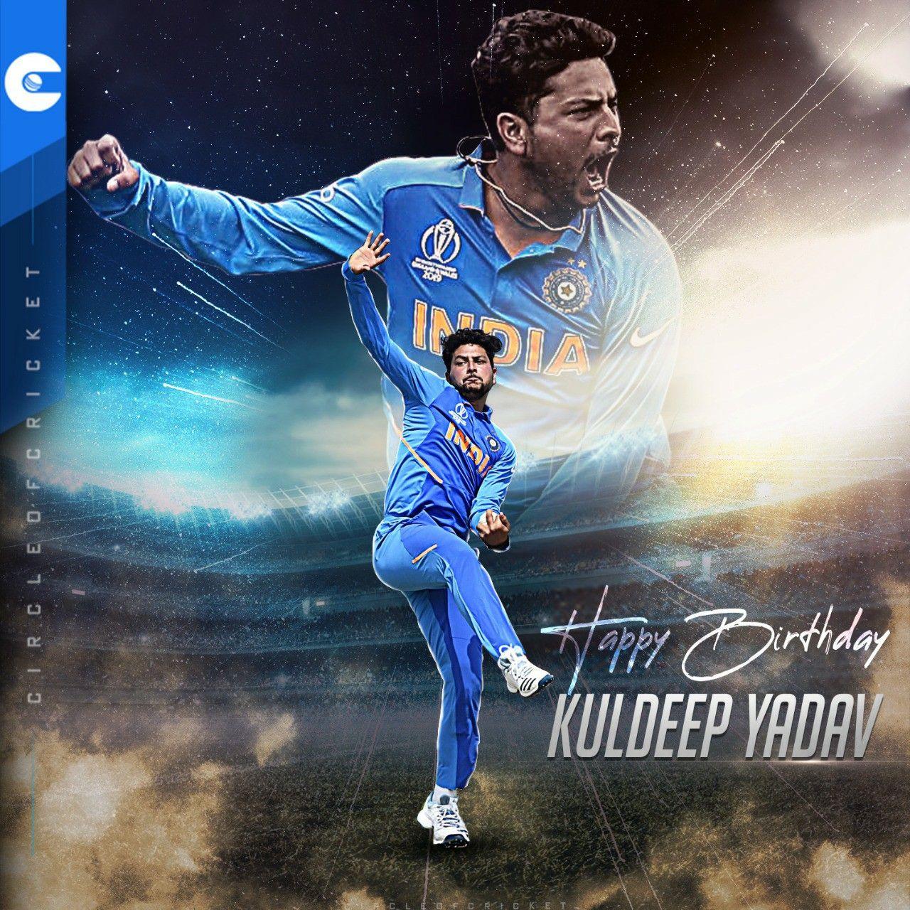 Happy Birthday Kuldeep Yadav Birthday Special Happy Birthday