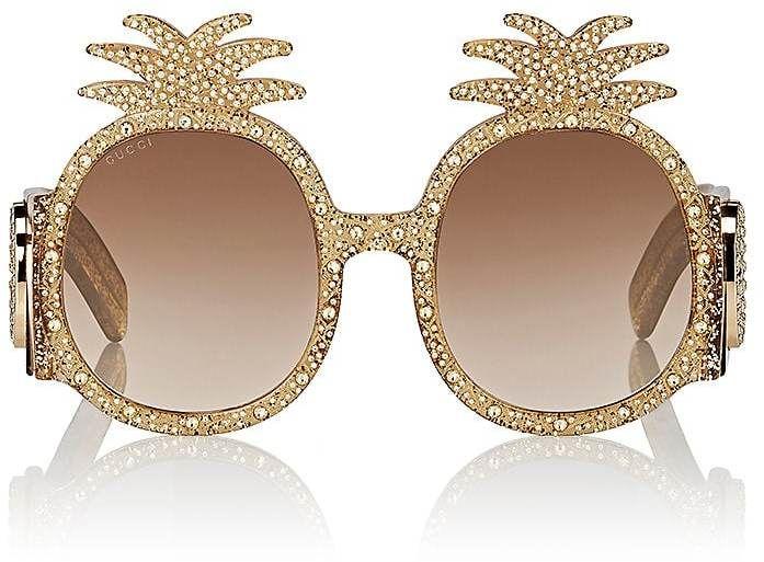 46e875a8809 Gucci Women s GG0150S Sunglasses. Gucci Women s GG0150S Sunglasses Gold  Fashion ...