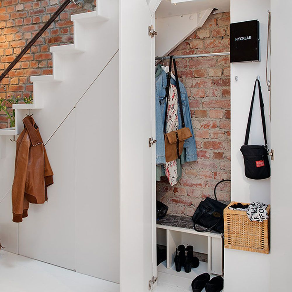 Claw back space with clever under the stair storage | Cupboard ...