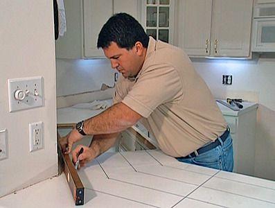 Install Tile Over Laminate Countertop And Backsplash Laminate