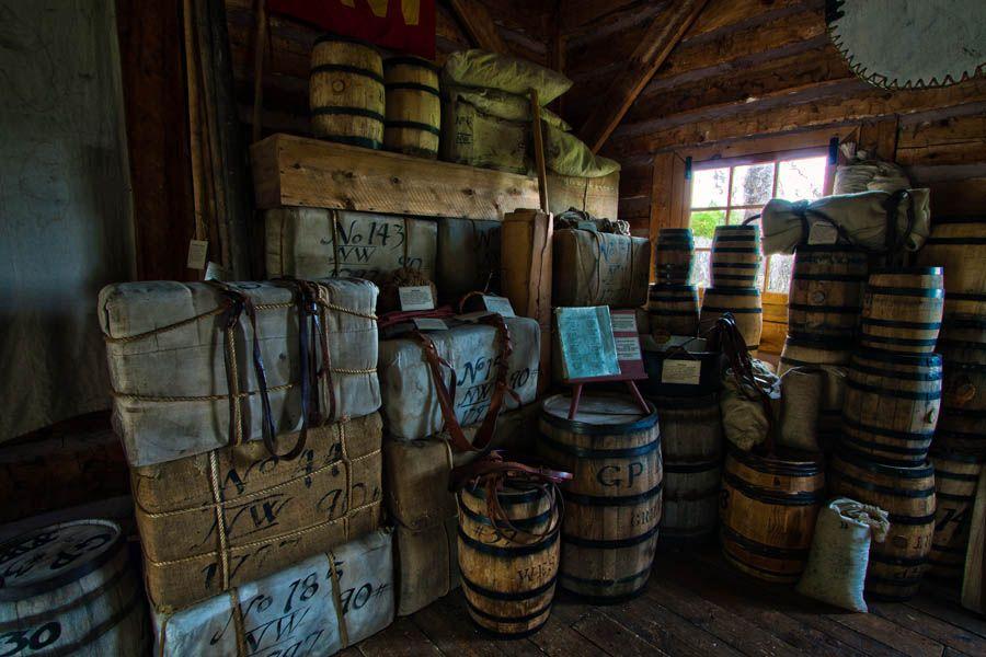 Northwest Fur trading post - Pine City, Minnesota - Local ...