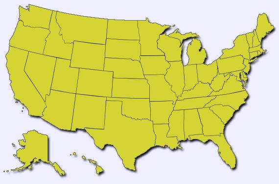 Map strip quiz