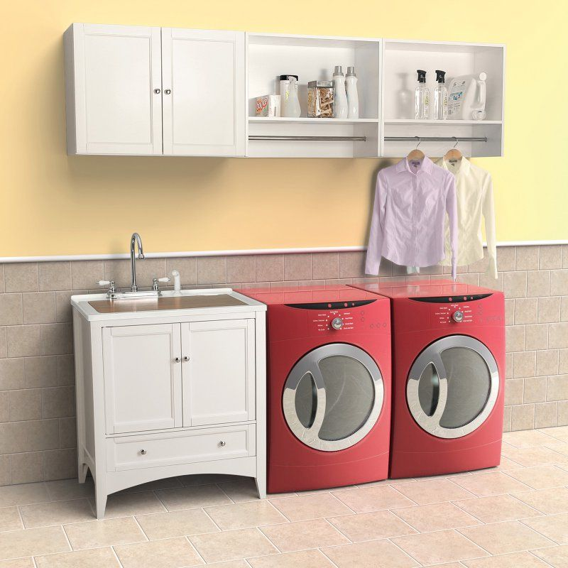 Foremost Berkshire 30 In Laundry Vanity Bewa3021d With Images