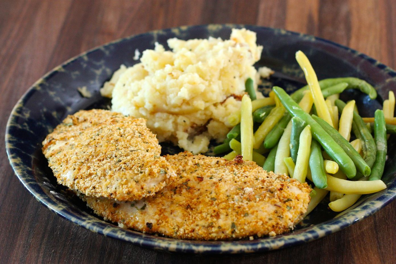 Oven Fried Chicken With Crispy Panko Coating Recipe Food Baked Chicken Baked Panko Chicken Oven Fried Chicken