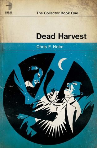 Book Chick City | Reviewing Urban Fantasy, Paranormal Romance & Horror | REVIEW: Dead Harvest by Chris F. Holm (click for review)