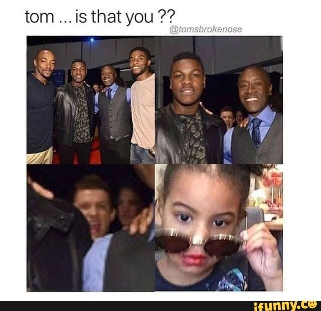 Tom is that you ?? – iFunny :)