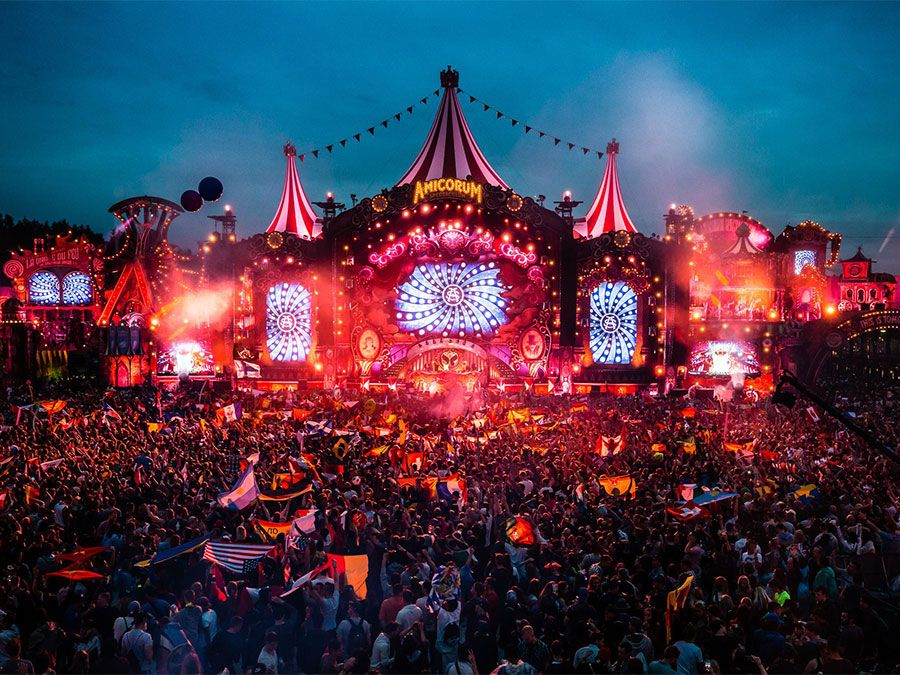 TOP 50 The Best Music Festivals in the World 2020