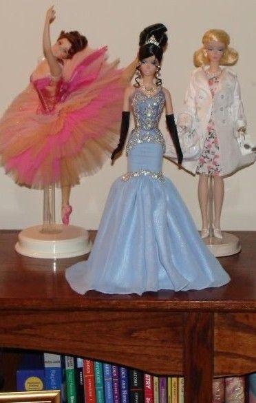 BArbie s Silkstone Dolls