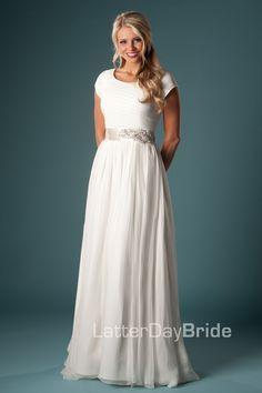 Simple Modest Formal Dresses