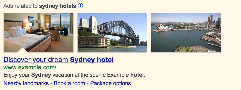 Neu: Google AdWords integriert Bilder « TWT Blog