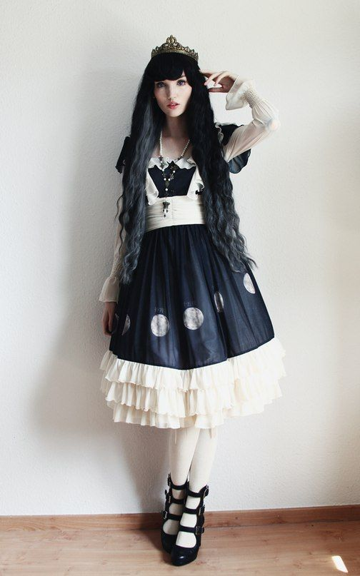 #Lolita #fashion