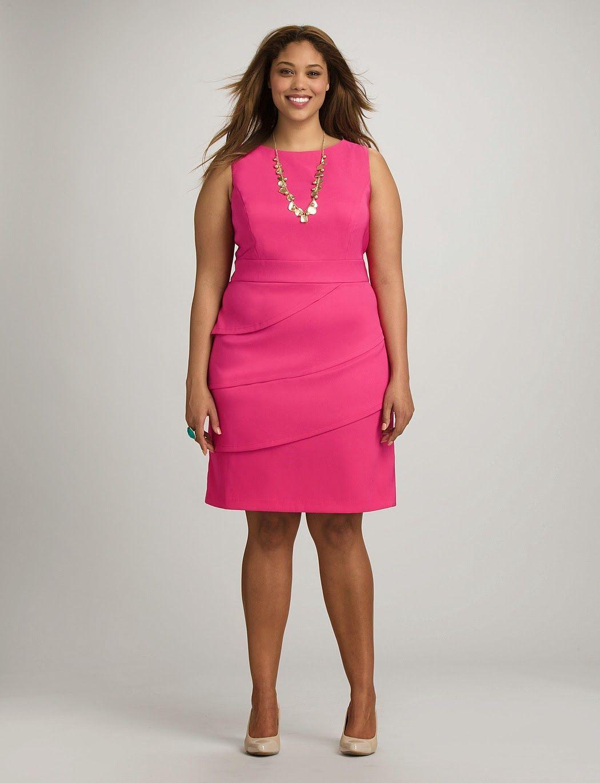 Atractivos vestidos cortos para gorditas | Vestidos de tallas ...