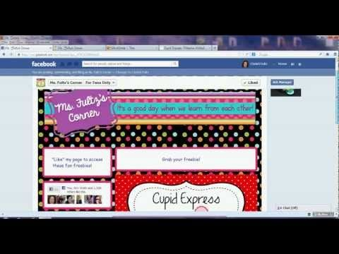 Blogger Tutorial 7 Facebook Fan Gate with Short Stack App