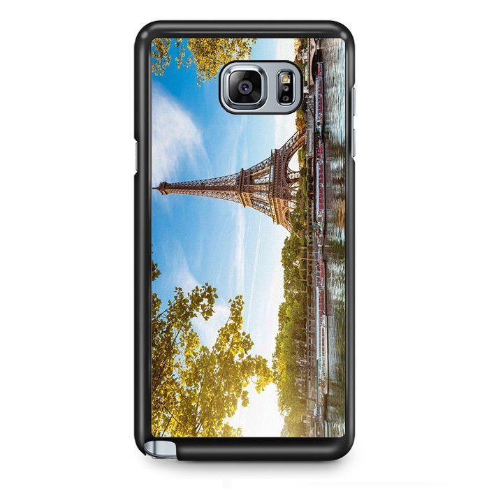 Eiffel Tower Paris France TATUM-3842 Samsung Phonecase Cover Samsung Galaxy Note 2 Note 3 Note 4 Note 5 Note Edge