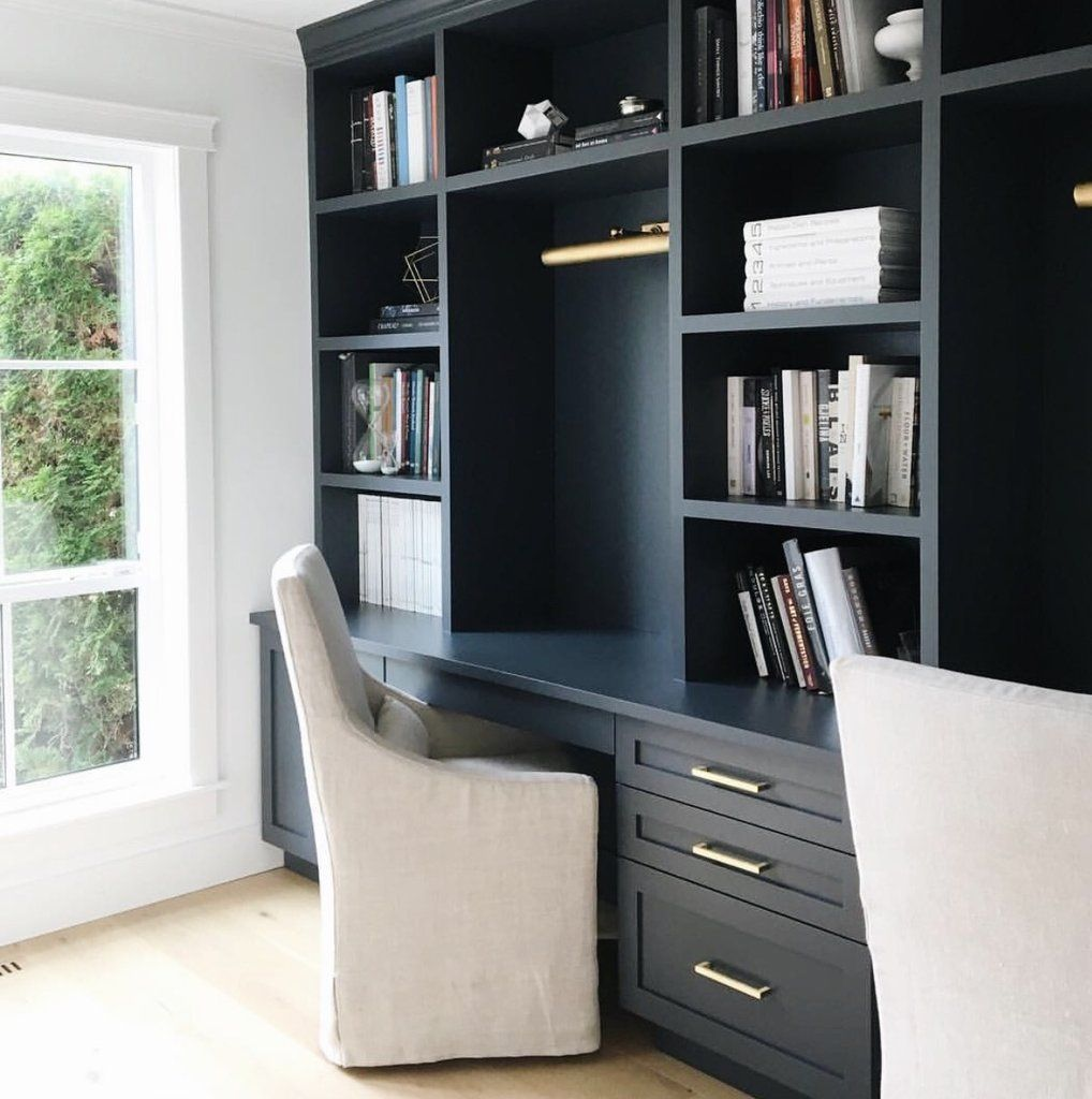 Our Office Built In Plan Home Office Design Office Built Ins