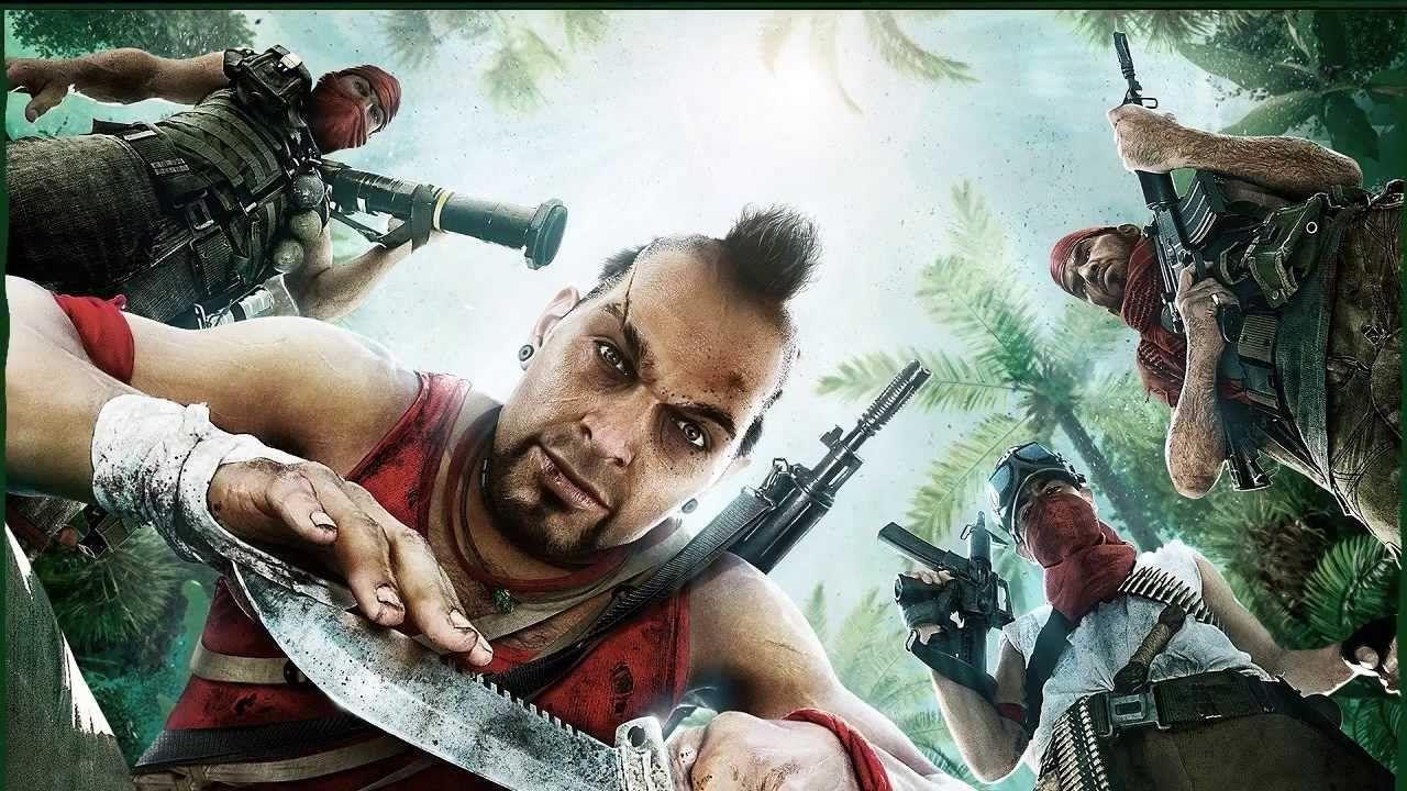 Far Cry 3 Vaas Pirates Far Cry 4 Far Cry 3 Ubisoft