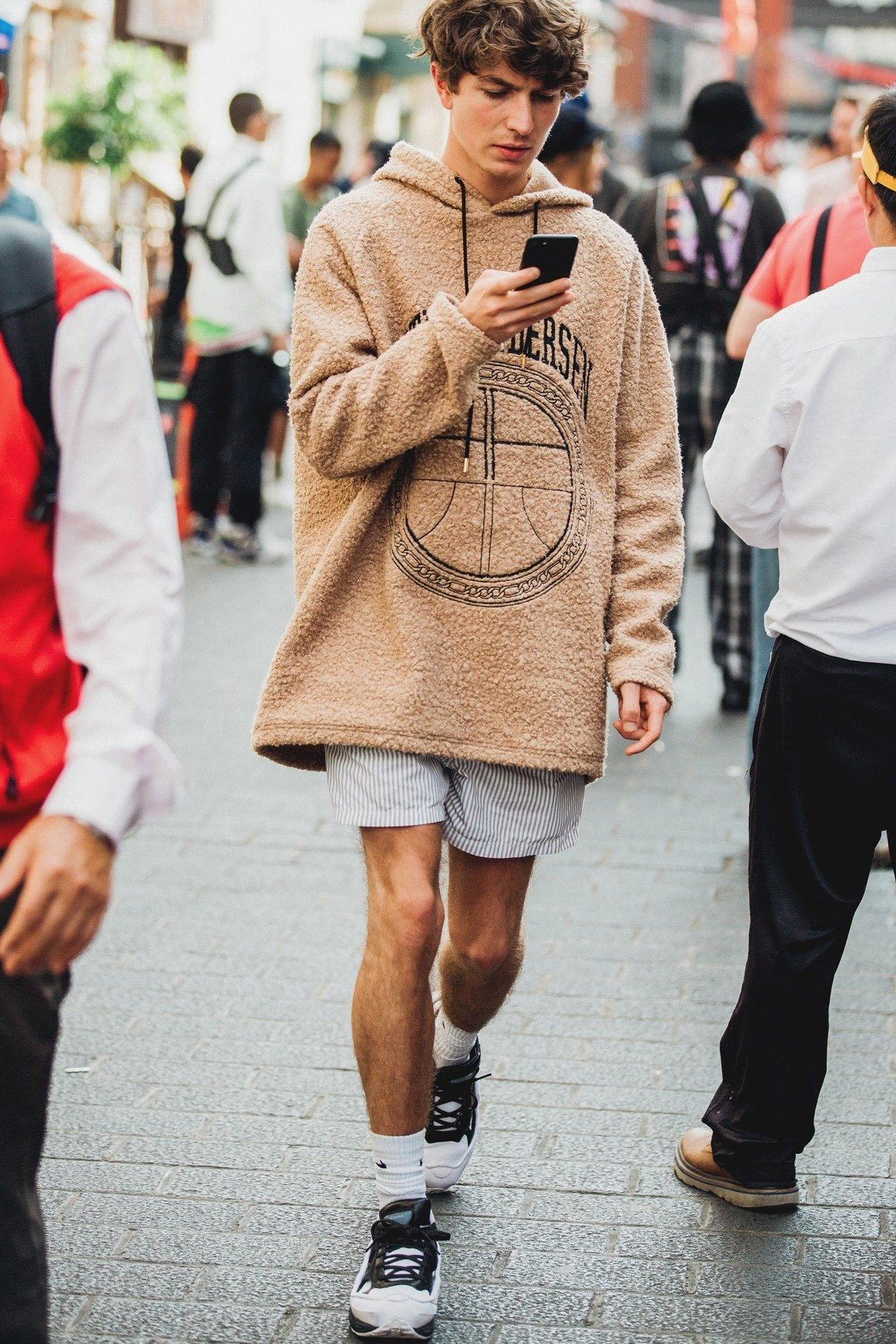 The best street style from the Spring/Summer 2019 Mens Fashion Week in London