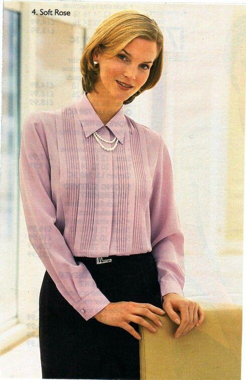 Love This Blouse Feminized For The Office Secretary