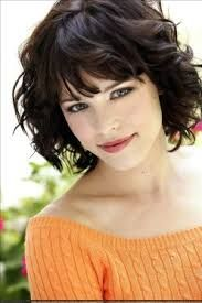 Short Curly Hairstyles For Round Faces Inspiration Image Result For Короткие Женские Стрижки Для Кудрявых Волос За 40