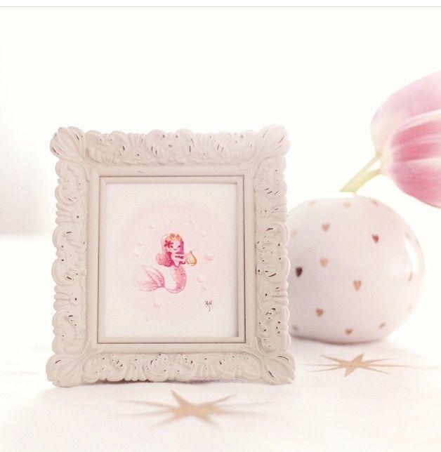Teeny Tiny Mini Mermie - Liana Hee