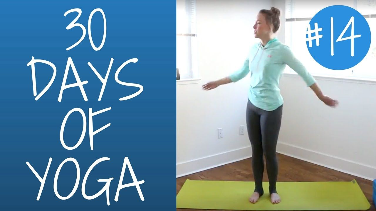 Day 14 - 30 Days Of Yoga - Playful Practice (The Tribe Life)