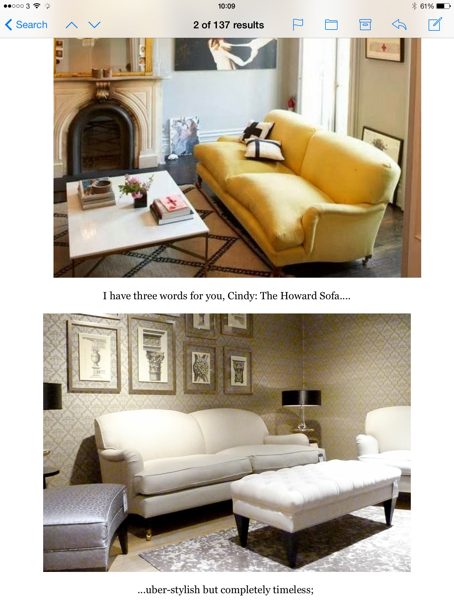 Living Room Ideas Ebay the howard sofa, timeless, limitless upholstery ideas, ebay then