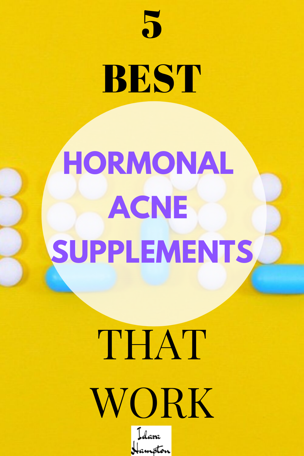 An additional hormonal acne treatment includes eating products without hormones for example cow milk items. Cow milk in a very supermarket could revea...