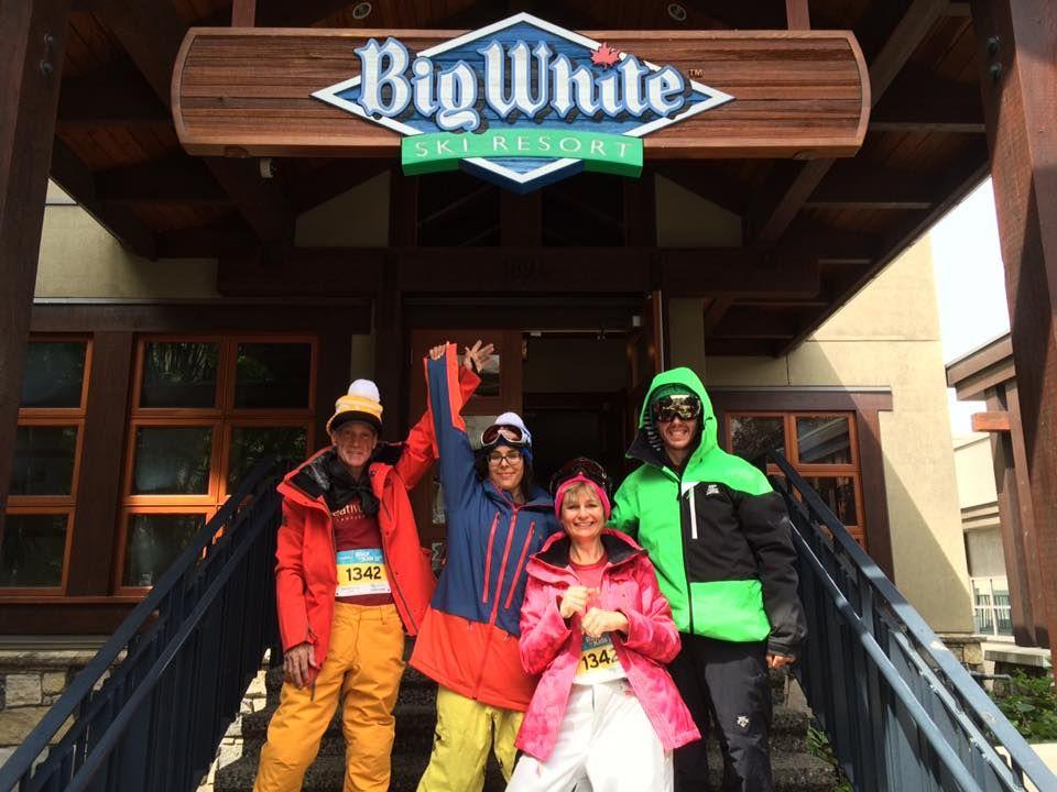 Winter Fun Good At Big White Emplyeeculture Ilovemyjob Team