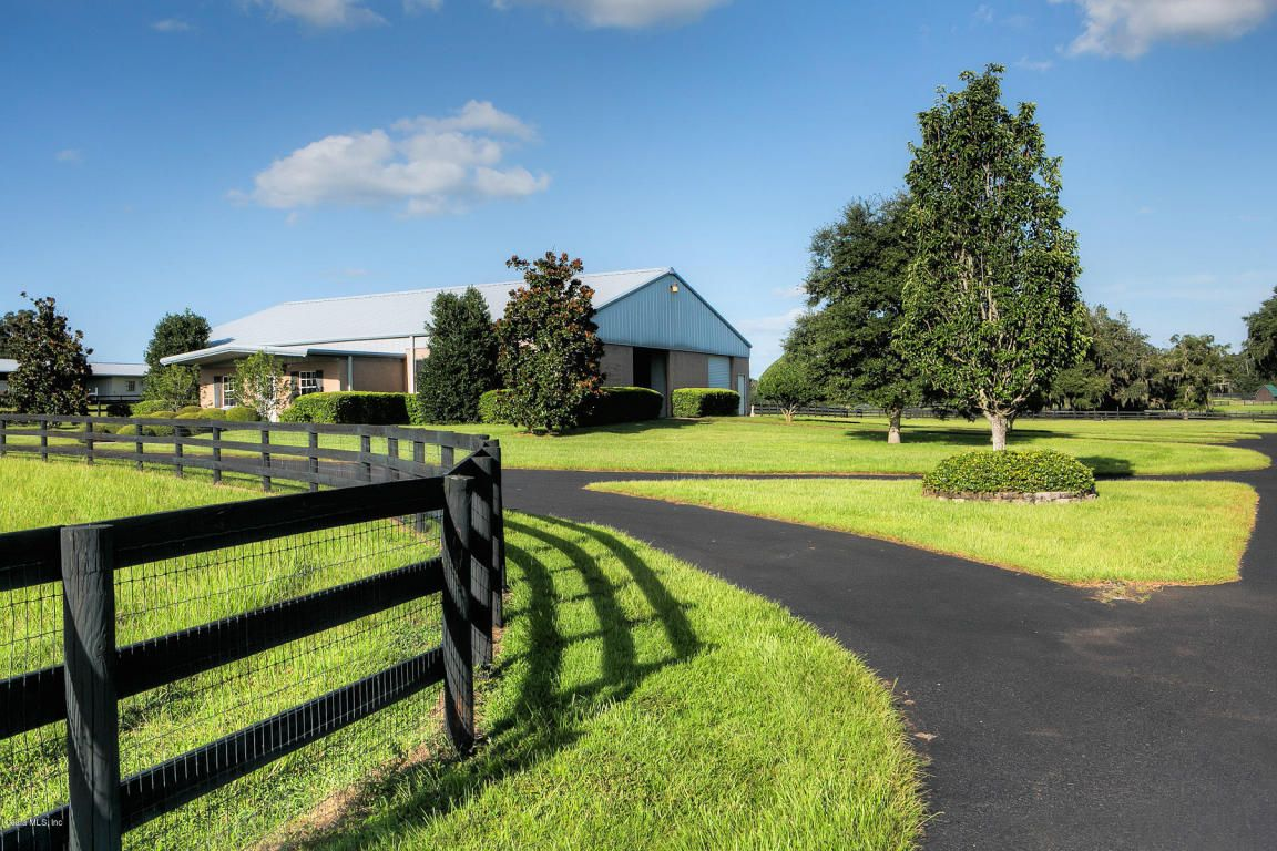 10 Acre Ocala, Florida Horse Farm for Sale #OHP2135 – Ocala