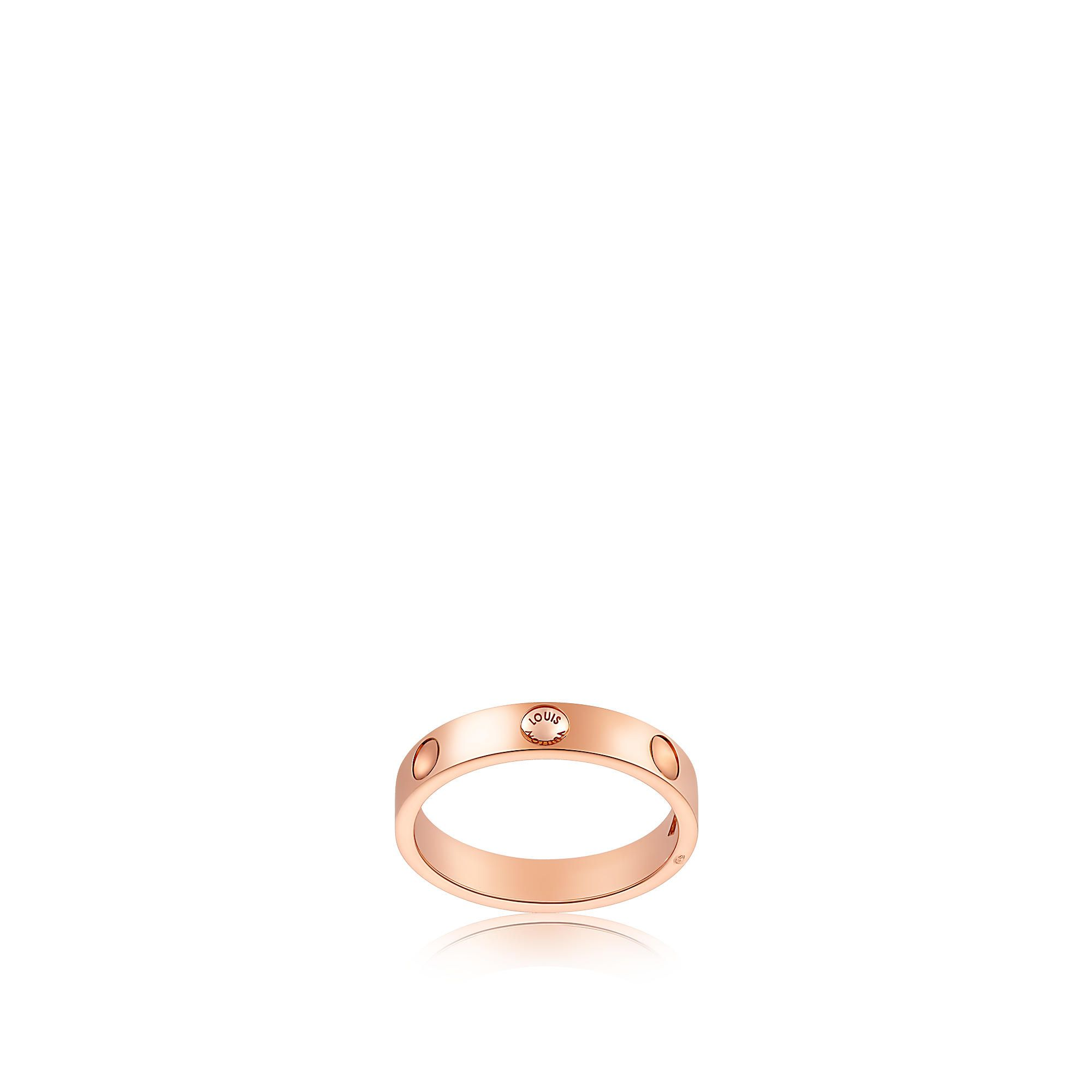 Entdecken sie empreinte ring rotgold via louis vuitton wedding