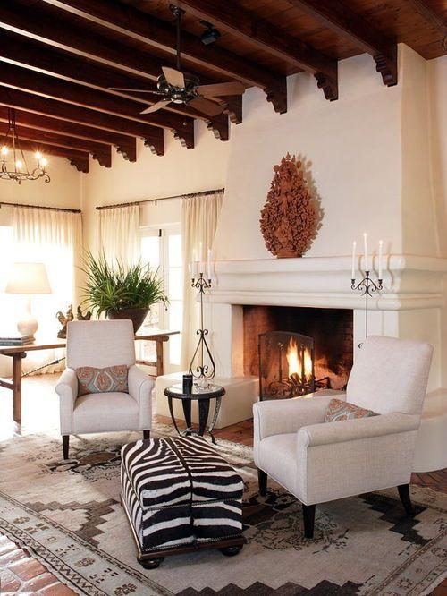 California style homes decor ideas