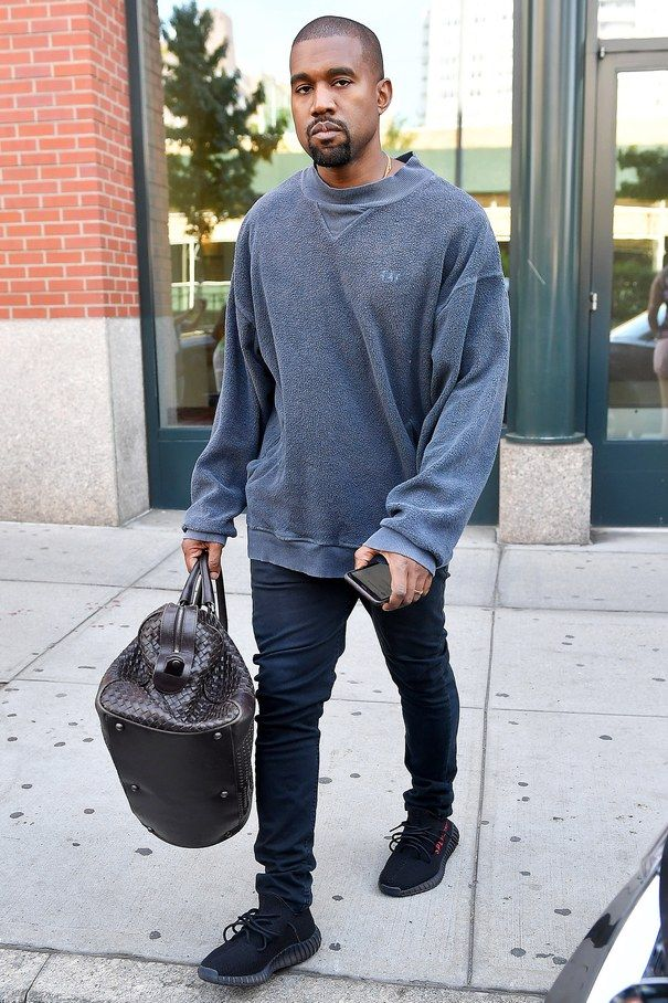 The Kanye West Look Book Kanye West Outfits Kanye West Style Spring Outfits Men
