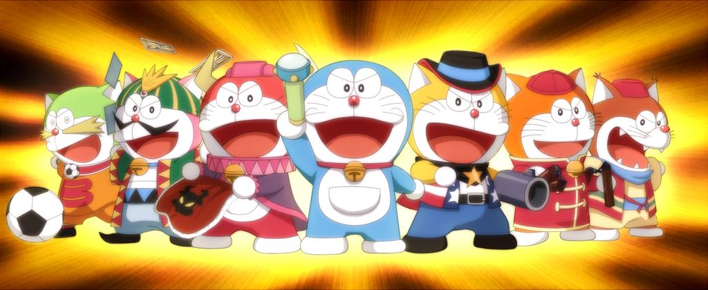The Doraemons by Hugsforlife  doreamon trong 2019