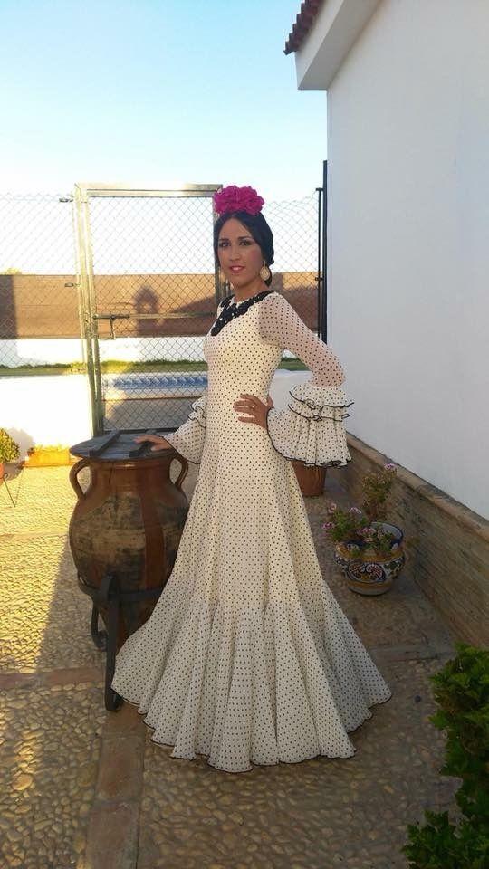 900 Ideas De Detalles Flamencos Vestidos De Flamenca Trajes De Flamenco Moda Flamenca