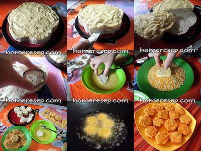 Resep Nugget Tahu Ayam Wortel Resep Masakan Indonesia Homemade Resep Resep Masakan Makanan