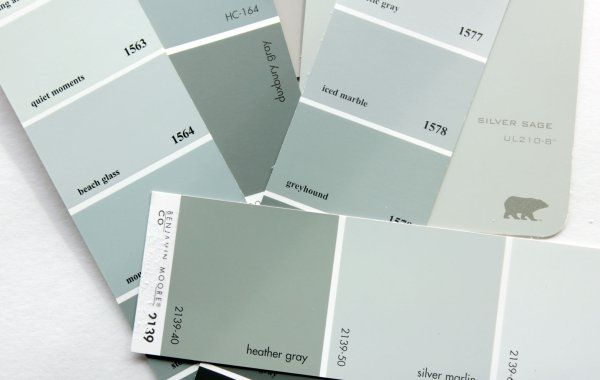 Not So Silver Sage Blue Gray Paint Grey Paint Silver Sage