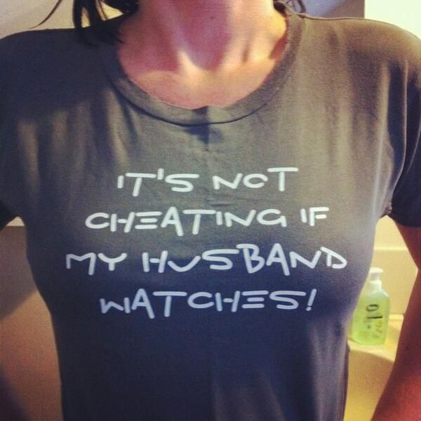 Husband Watches Wife Lover