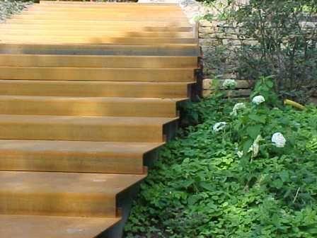Best Corten Steel Stairs Source Unknown 400 x 300
